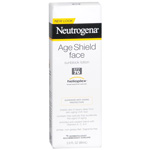 Neutrogena Age Shield Face Sunscreen with SPF 70, 3 oz
