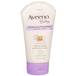Aveeno Baby Continuous Protection Sunscreen Lotion SPF 55, 4 oz