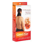 Battle Creek Good2Go Microwave Heat Pack for Neck/Cervical, 1 ea