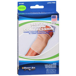 Sportaid Slip-on Elbow Brace Beige, Med- 1 ea