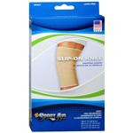 "Sportaid Knee Brace Slip-On, Beige Large 17.5""-20"", 1 ea"