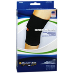"Sportaid Knee Wrap Neoprene Black, Xlarge 17""-19"", 1 ea"