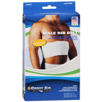 "Sport Aid Rib Belt Male 6""-Fits 27""-44"" 1 ea"