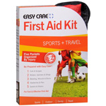 EASY CARE Sport /Travel First Aid Kit, 90 pc