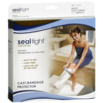 Brown Medical Seal Tight Cast Protector Adult Foot/Ankle 1 each-11""