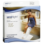 Brown Medical Sealtight Cast Protector Adult Leg Wd-24""