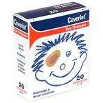 "Coverlet Eye Occlusor Regular size pads 2 x 3 - 20 Pads per box 2"" x 3"""