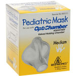 Optichamber Mask, Medium Pediatric, 1 ea