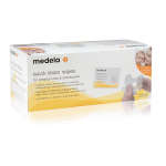 Medela Quick Clean Breastpump and Accessory Wipes, 40 ea