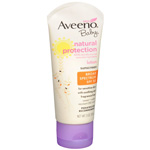 Aveeno Baby Natural Protection Lotion Sunscreen With Broad Spectrum SPF 50, 3 oz