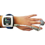 NatureSpirit Wearable Wrist Pulse Oximeter with Probe and USB