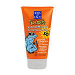 Kiss My Face Kids Natural Mineral Sunblock Lotion, SPF 30, 4 oz
