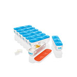 Sabi DAYBOX Twist & Go Travel Pill Box
