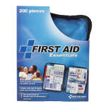 First Aid Only All Purpose First Aid Kit, Softpack, 200 pc