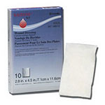 "KALTOSTAT Calcium Sodium Alginate Dressing 2"" x 2"" (Box of 10)"