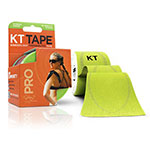 KT TAPE PRO, Pre-cut, 20 Strip, Synthetic, Winner Green