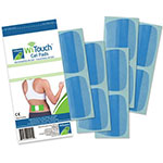 WiTouch Gel Pads, Reusable