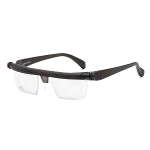 Adlens Emergensee Variable Focus Eyewear, Dark Grey Frame