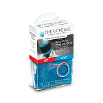 TheraPearl Ankle and Wrist Wrap with Strap, Blue