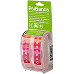 Psi Bands Acupressure Wrist Bands - Color Play