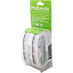 Psi Bands Acupressure Wrist Bands - Crystal Clear