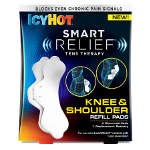 Icy Hot Smart Relief Tens Therapy Knee and Shoulder Refill Kit