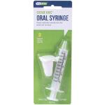 Ezy Dose Oral Syringe with Dosage Korc