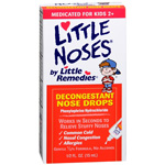 Little Noses Decongestant Nose Drops, .5 fl oz