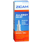Zicam Allergy Relief, Homeopathic Nasal Solution, Pump, .5 fl oz