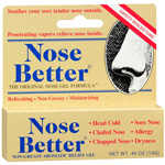 Nose Better Non-Greasy Aromatic Relief Gel, .46 oz