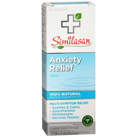 Similasan anxiety relief