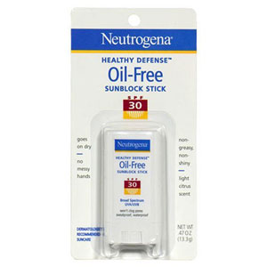 Neutrogena healthy defense spf 30