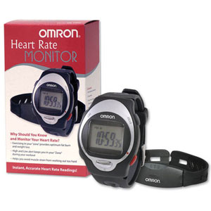 Omron Heart Rate Monitor